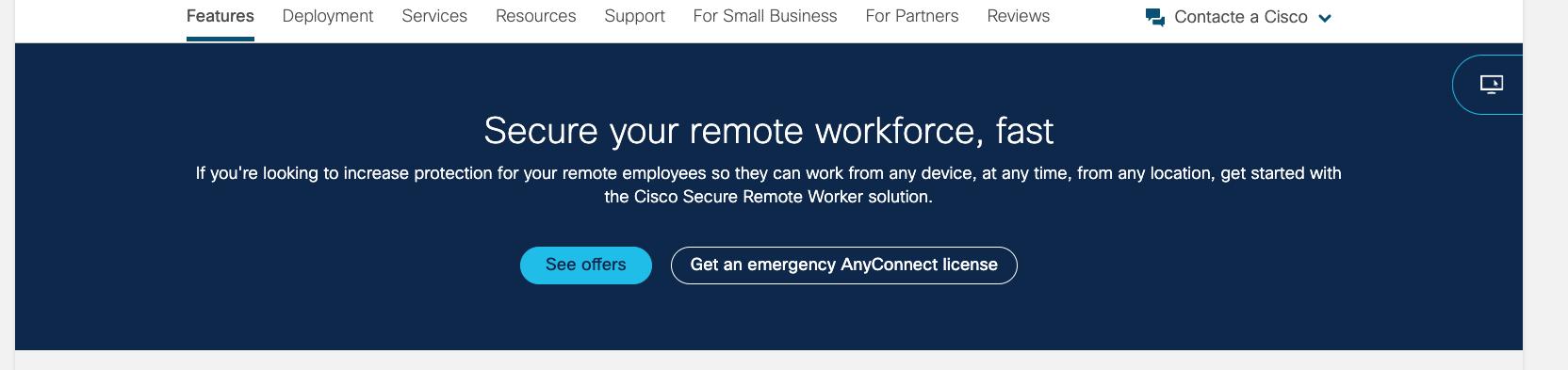 Seguridad de Cisco VPN