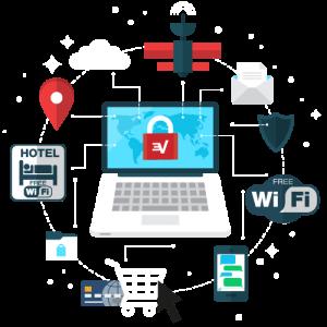 Uso de Express VPN para navegar en internet desde España