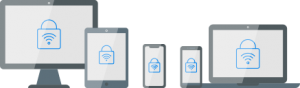 Dispositivos disponibles para utilizar con AVG VPN desde España