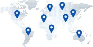 Países disponibles para navegar con Strong VPN desde españa