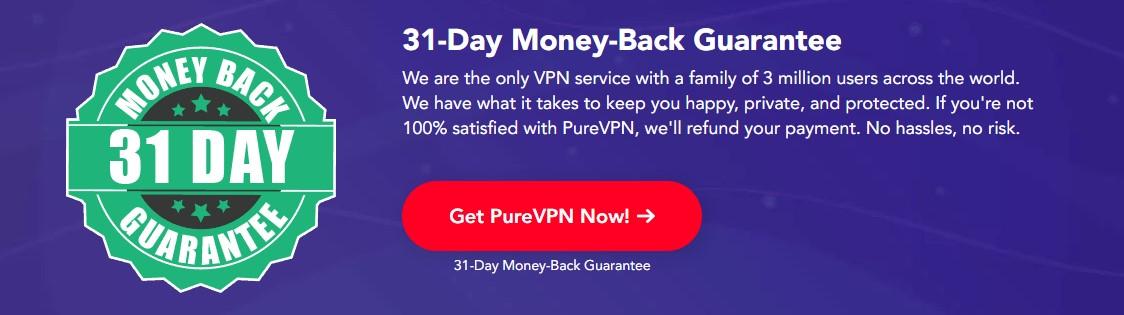 Los pasos para descargar PureVPN son muy sencillos.