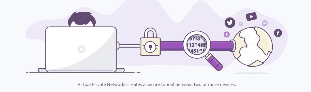Prywatne VPN jest dostępna w wielu krajach.