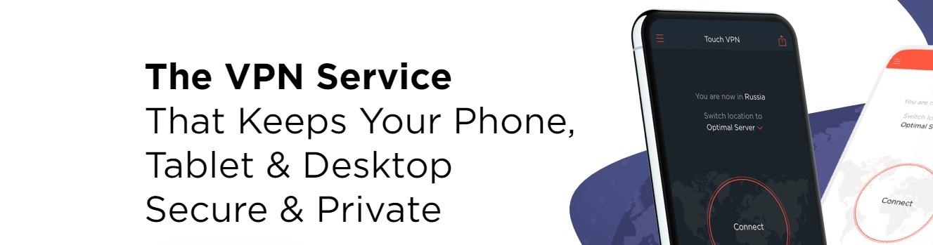 Touch VPN es unos de los mejores servicios de VPN gratis que se puede descargar en español.
