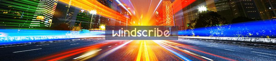 WindScribe VPN is een van de snelste in de markt