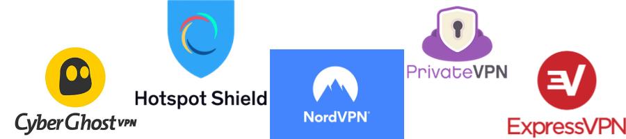 Los mejores VPN recomendados para iPad.
