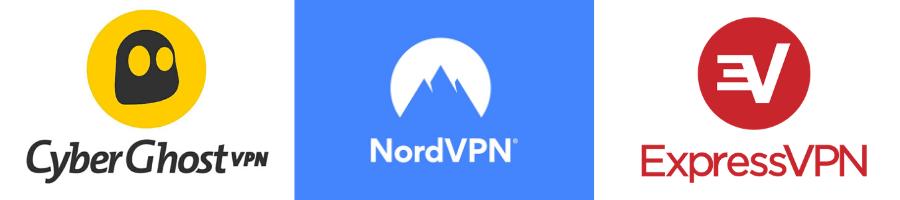 Niektórzy dostawcy VPN dla iPhone