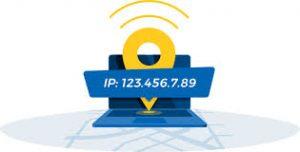 Un VPN permite cambiar la IP desde cualquier ubicación.
