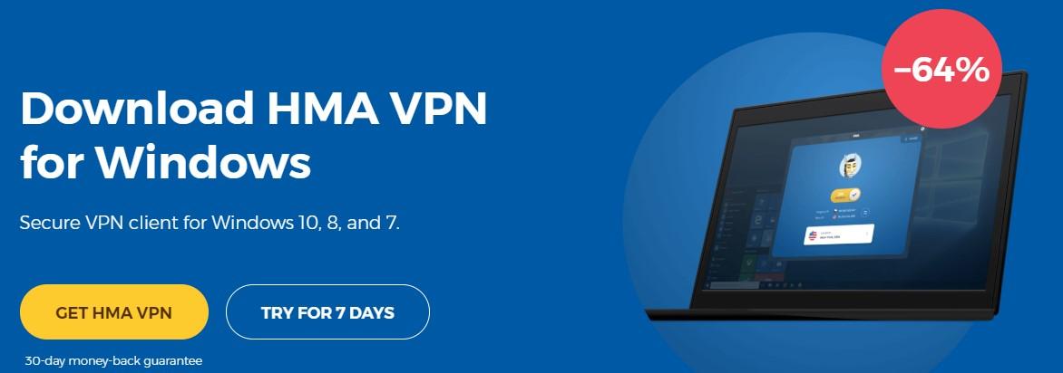 HideMyAss VPN es una de las mejores opciones para navegar seguro.