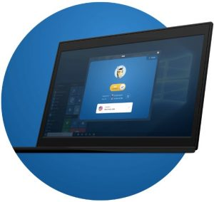 Hidemyass VPN allows you to change the IP address and surf safe.