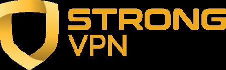 Logo de Strong VPN