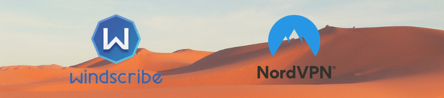 In WindScribe Vs NordVPN you can surf the web anonymously