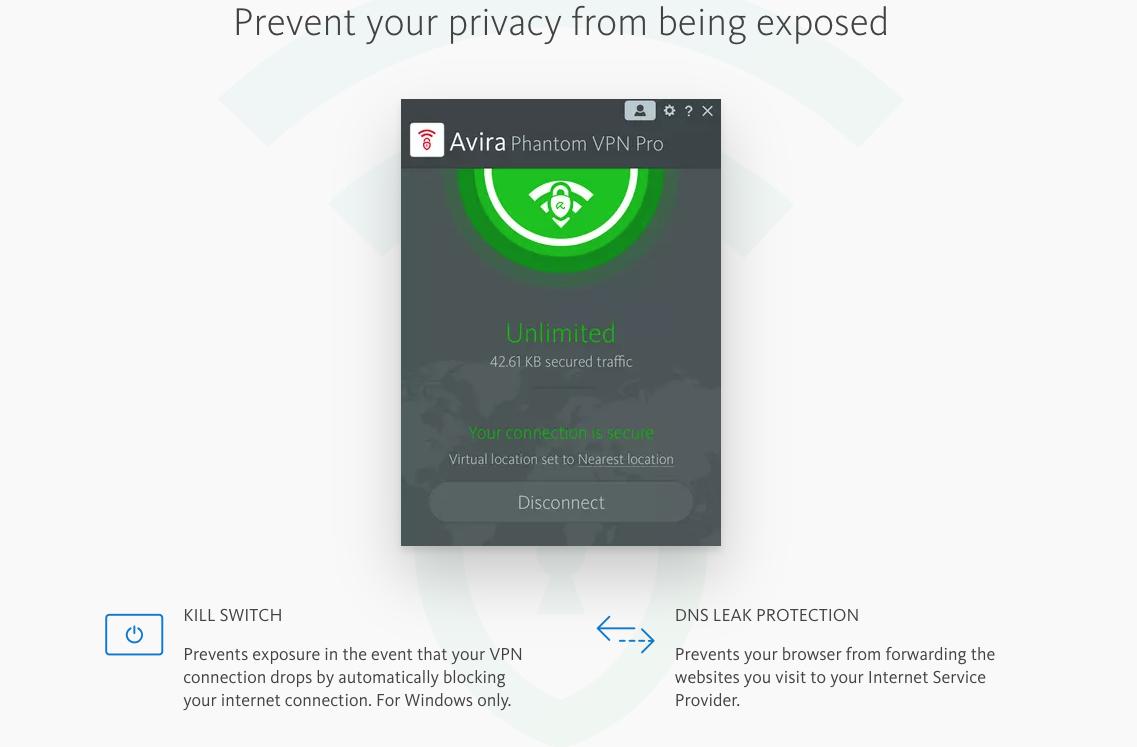 Evita que se exponga tu privacidad con Phantom VPN Pro