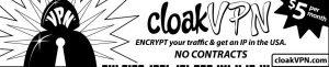 Elegir Cloak vpn