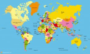 Países en los que operan