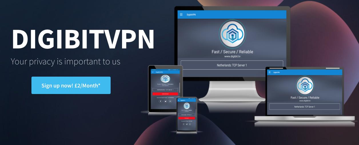 Pourquoi choisir VPN Digibit