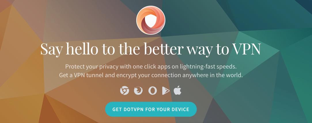 Por Qué Elegir el servicio de DotVPN