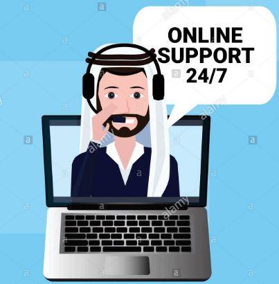 Atención al cliente de los vpn de Emiratos Árabes Unidos