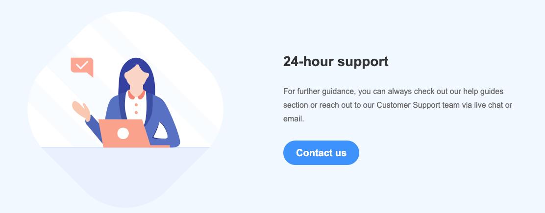 Calidad del soporte técnico de este VPN