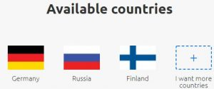 Países donde opera Hideman