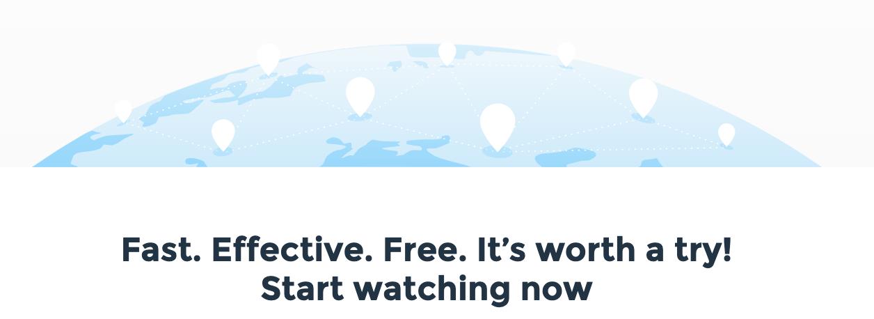 Hola VPN con servicio gratis, te ofrece seguridad al navegar por Internet