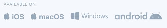 Może być stosowany na Mac, Windows, Android i iOS