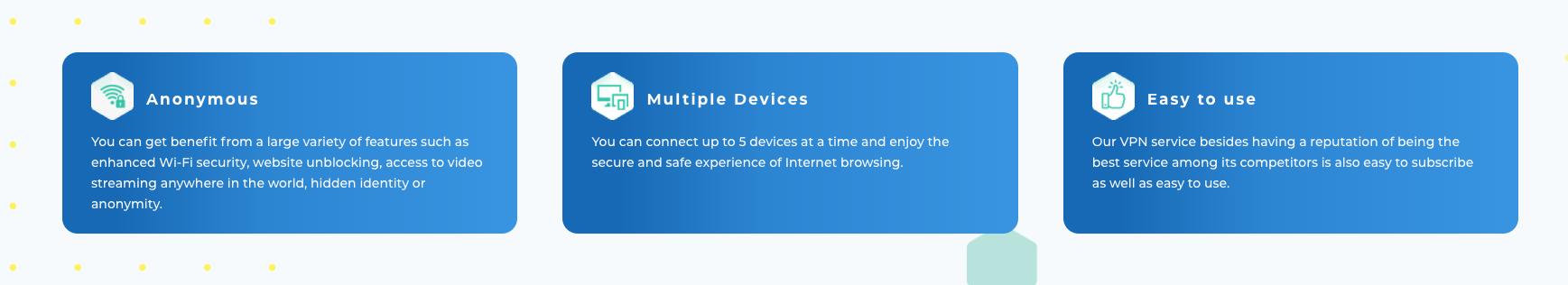 Este VPN es muy facil de usar