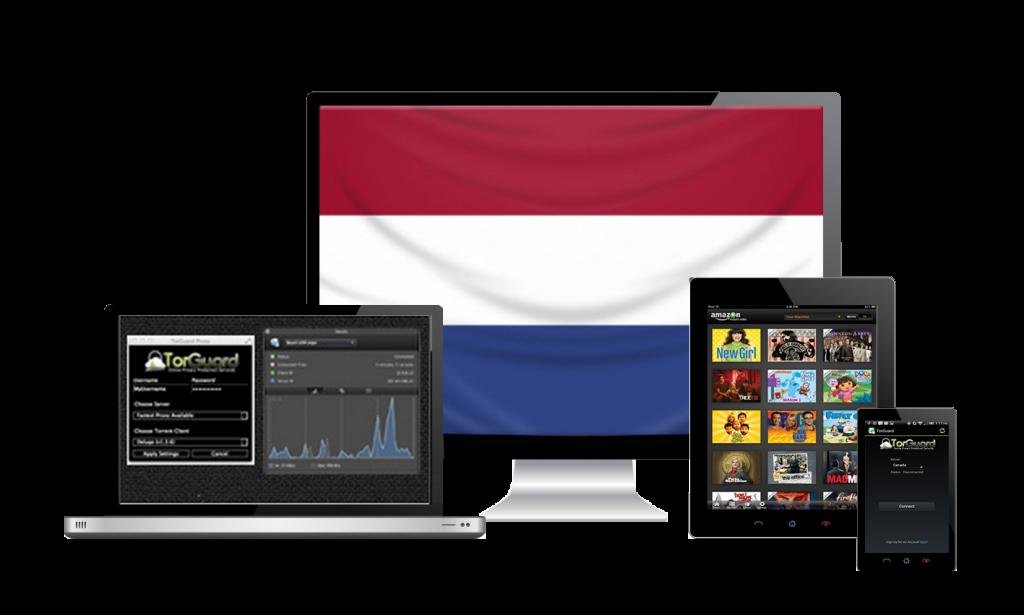 Un VPN para Países Bajos mejorará tu seguridad online