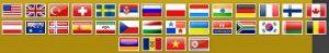Países donde funciona Nvpn
