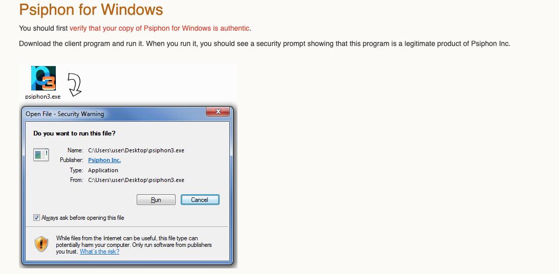 Cómo Instalar Psiphon VPN para navegar seguro