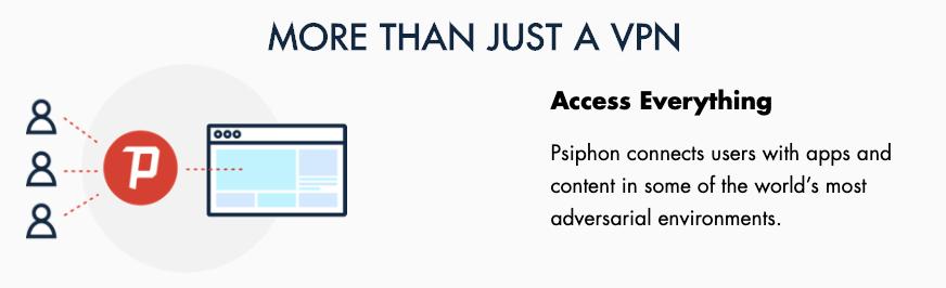 Ofrece una gran variedad de características de VPN.