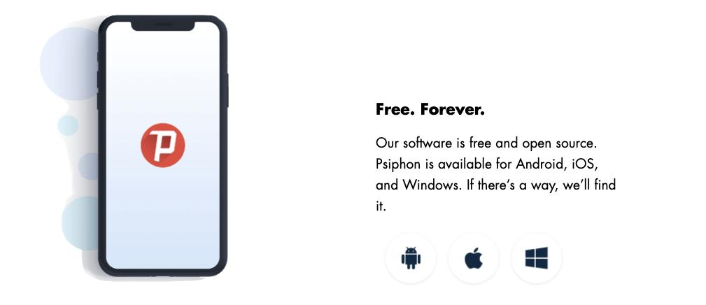 Está disponible para Android, iOS y Windows.