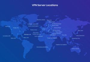 Proveedores del mundo viaje servidores locación censura