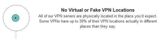 fake falso vpn real blackVPN ubicación propia