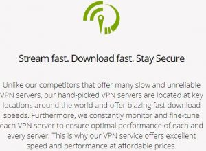 Speed ​​vpn