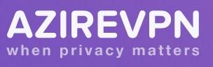 Logo de Azire VPN