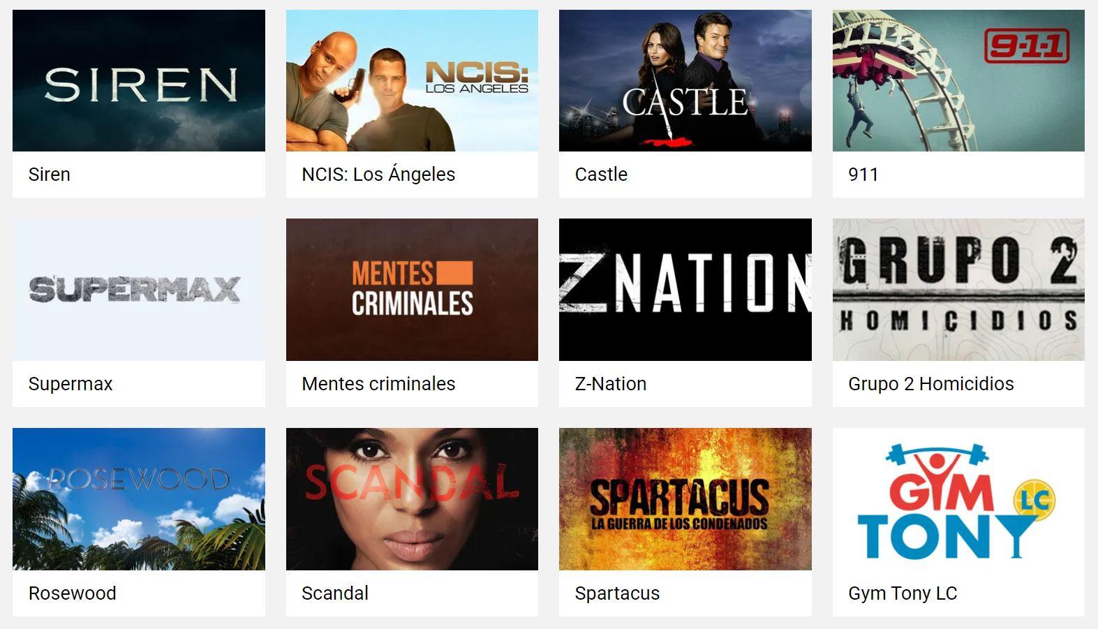 Cuatro es un canal de TV español