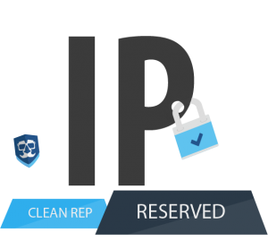 cleanrep ip reserverip vpn rep