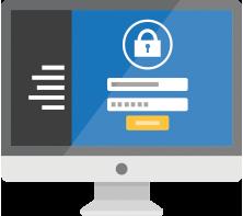 seguridad overplay vpn encriptación cierre contraseña