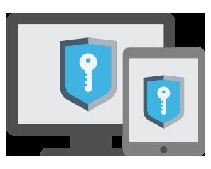 Sicherheitsschlüssel-Screen-Tablet zu hoch spielen vpn