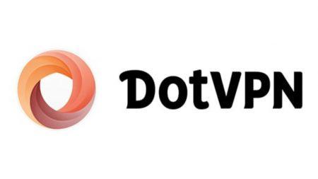 Logo de DotVPN