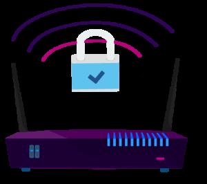 ruter wifi calidad velocidad vpn alcance