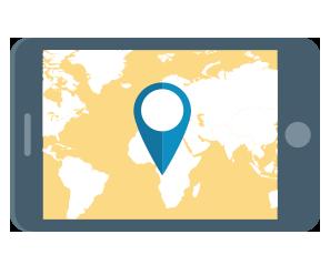 tablet mapa celular vpn overplay ocultar