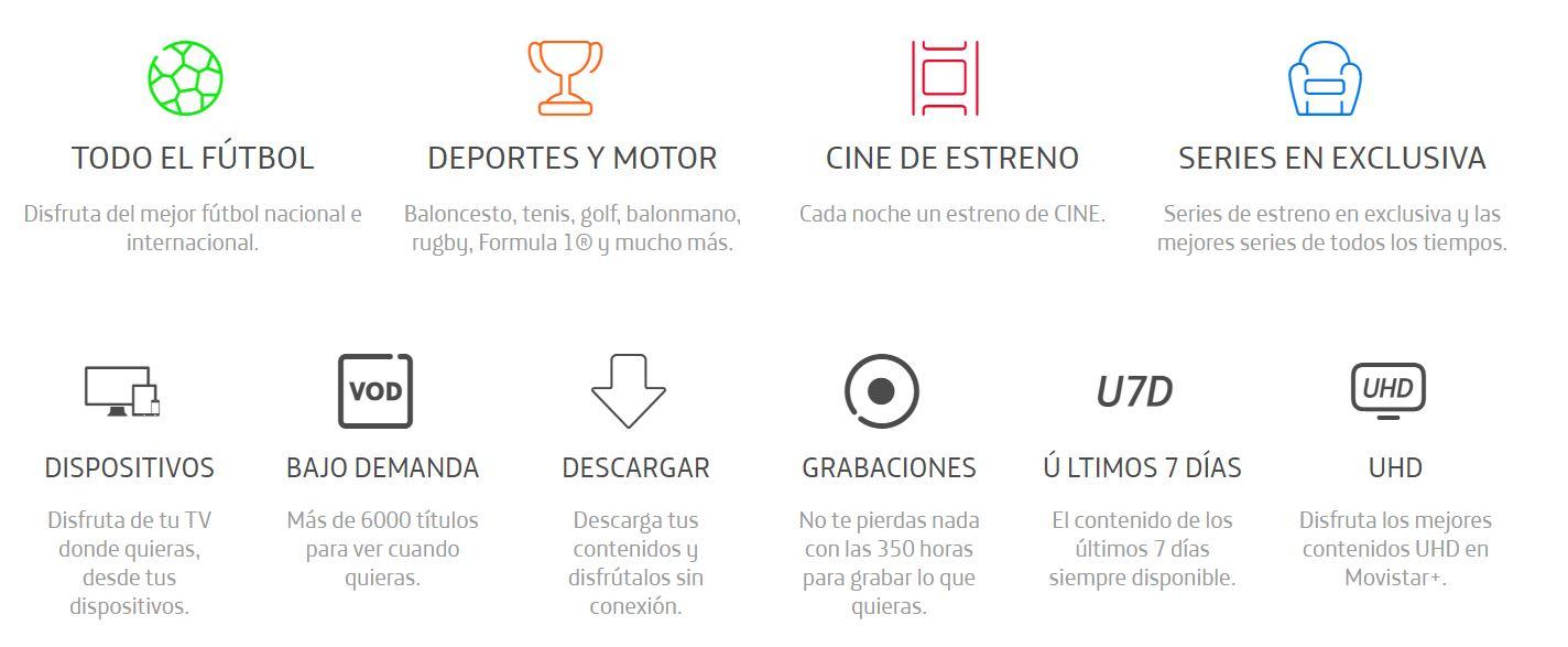 En Movistar+ encontrarás toda la variedad de series que buscas.