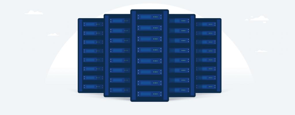 Este proveedro cuenta con muchos servidores