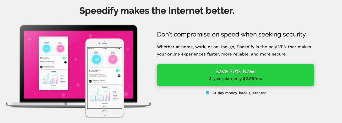 Por Qué Elegir este VPN.