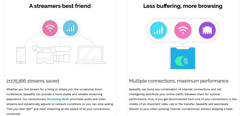 Speedify es una excelente VPN que te asegura calidad de funcionamiento