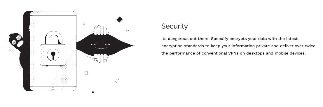 Protege los datos con la mayor seguridad.