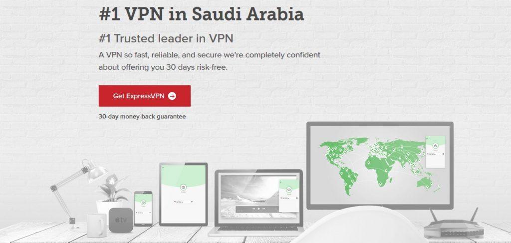 Un VPN para Arabia Saudí es la mejor forma de evadir bloqueos