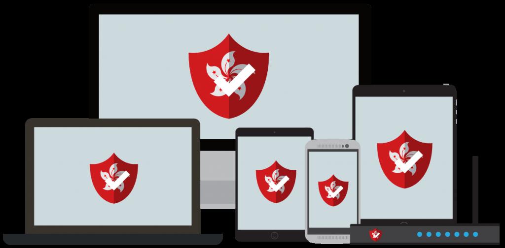 un VPN para Hong Kong te ofrece toda la seguridad