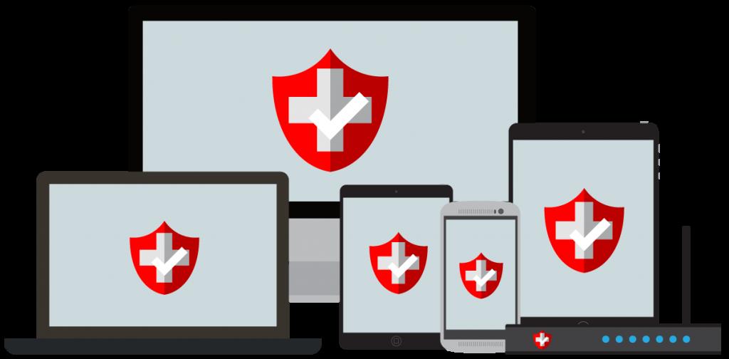 Un VPN para Suiza te garantiza total seguridad en internet.